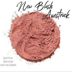 Savvy minerals by Young living blush awestruck
